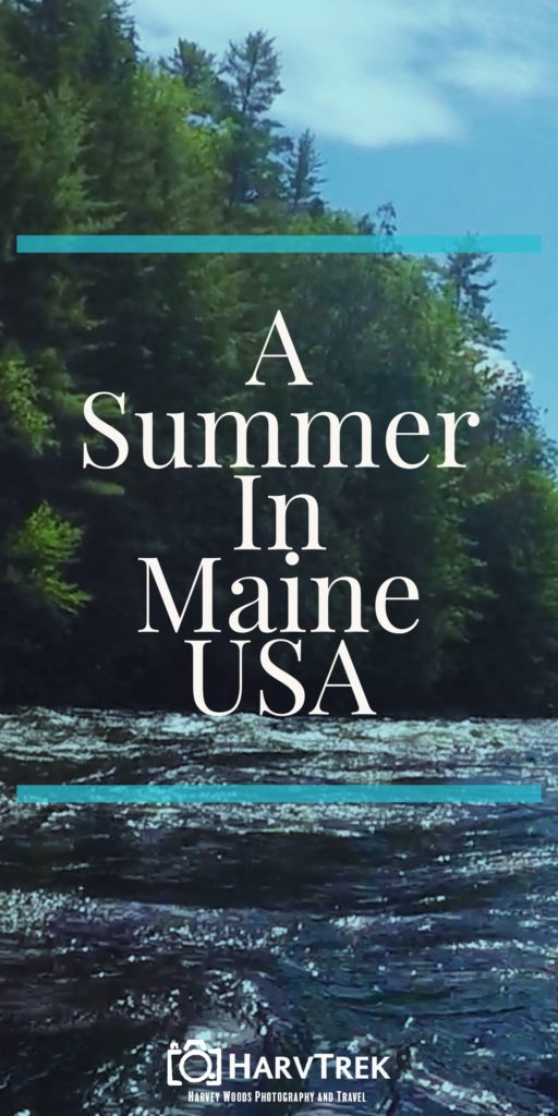 A Summer in Maine