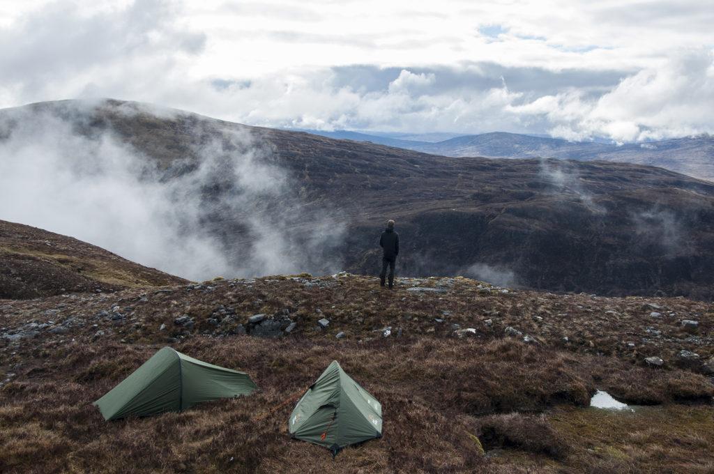 Wild Camping Site Squrr Eilde Mor